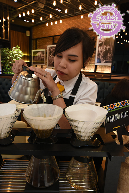 Demo by Barista
