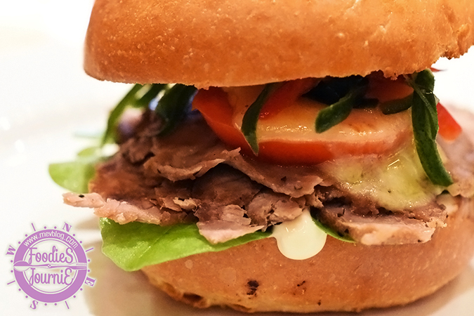 Philly Steak Sandwich