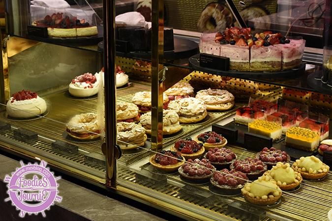 Bakery @Vanilla Cafeteria