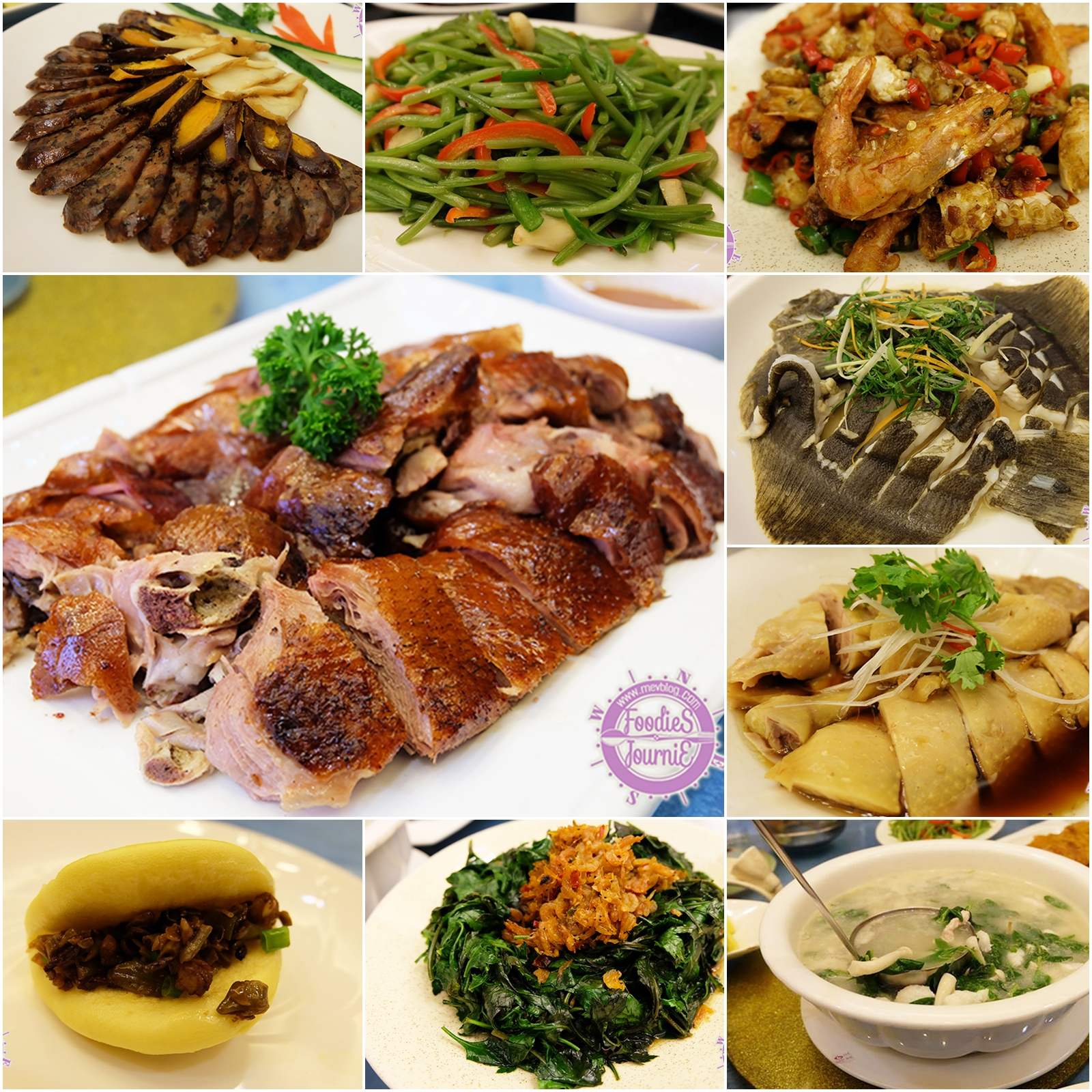 อันดับ 4 Chunji Roast Goose Restaurant, Guilin
