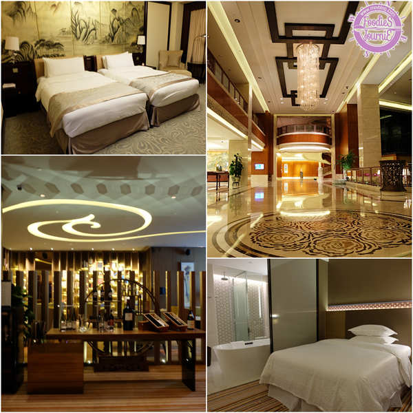 Shangri-La Hotel Guilin และ Four Points by Sheraton Guilin