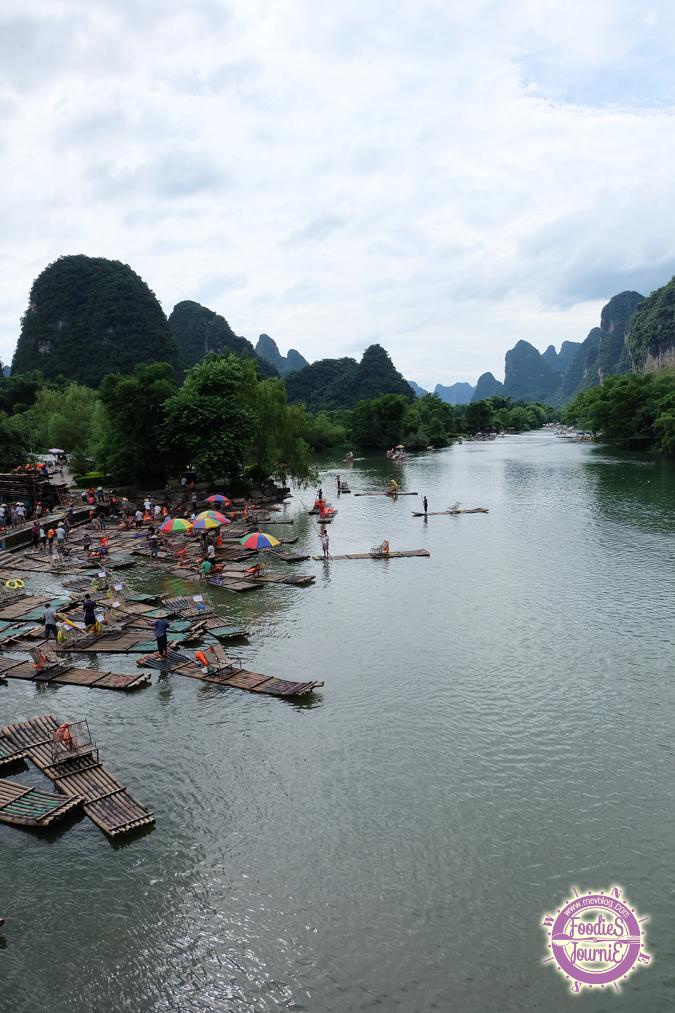 แม่น้ำพบมังกร (Yulong River)