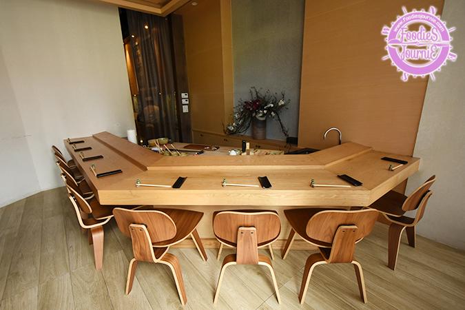 Omakase Room 1