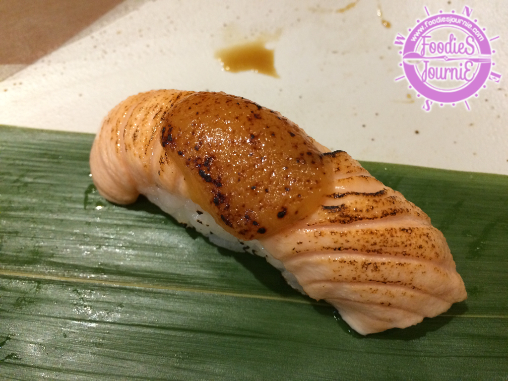 Salmon Saikyo